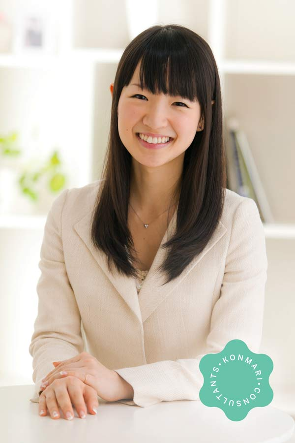 KonMari-Consultant-Photo-of-Marie-Kondo-Seal-Logo